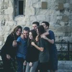 being social and building relationships is a social media world